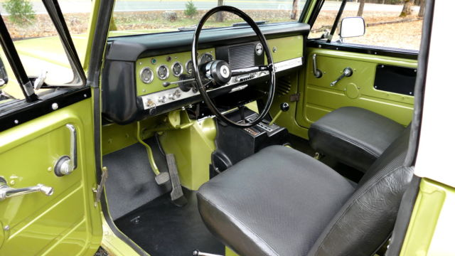 Used Cars Grants Pass >> 1969 INTERNATIONAL SCOUT 800A 304 V8 A/T NUMBERS MATCHING ...