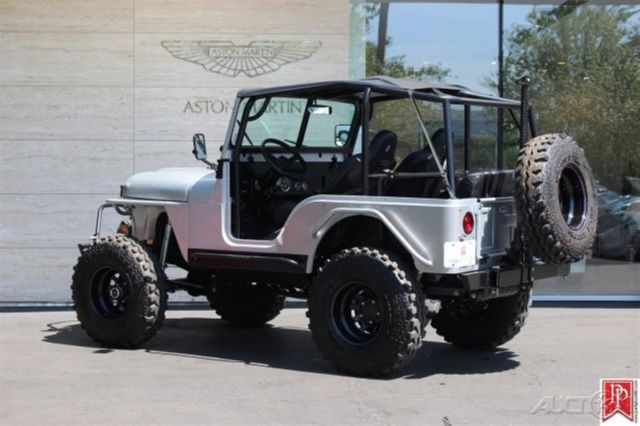 1969 Jeep CJ5 Custom build High quality 1 000 miles