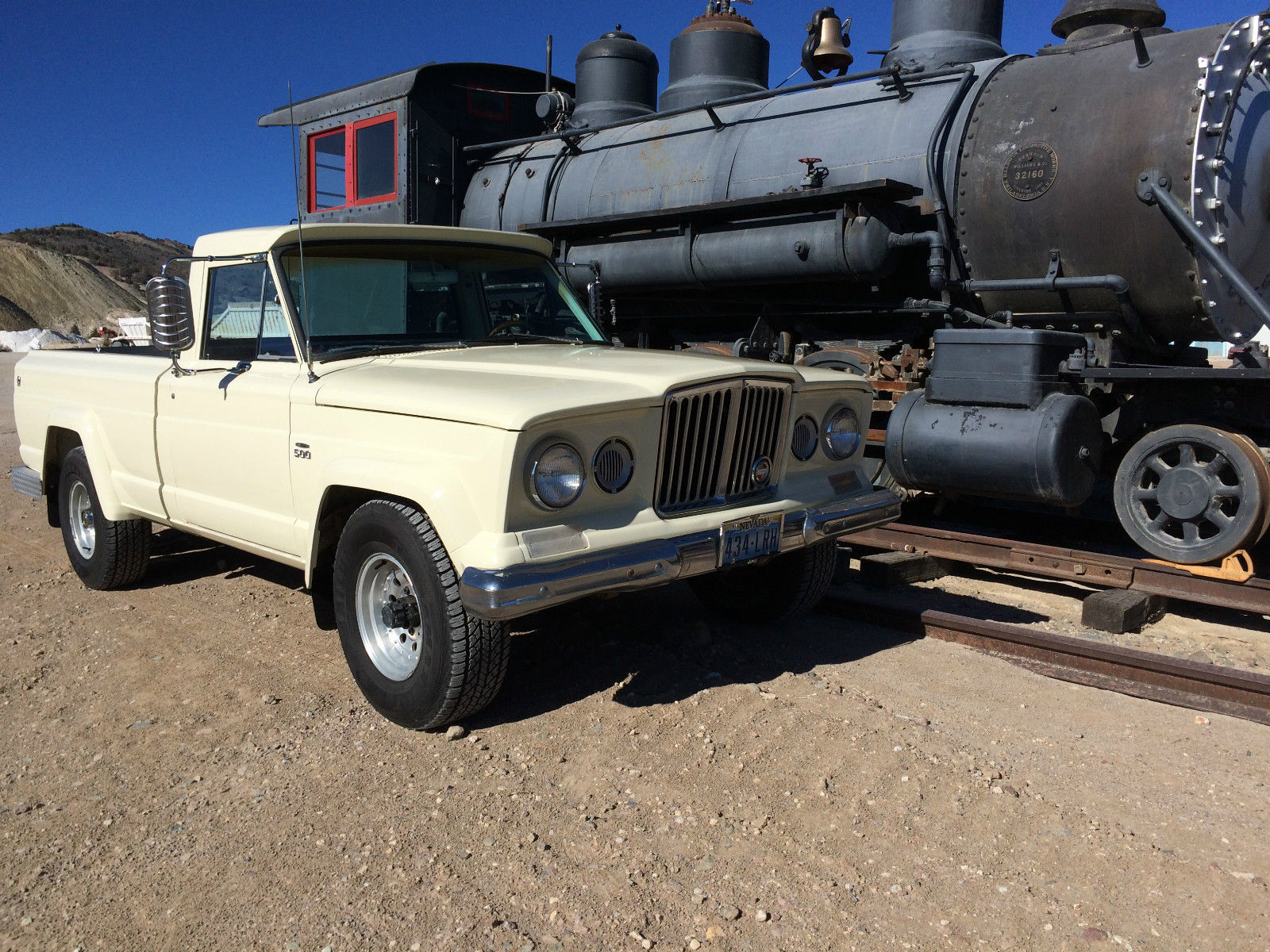 1969 Jeep Gladiator 500 Classic Jeep Other 1969 for sale