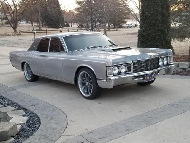 1969 Lincoln Continental Suicide Door Pro Touring Street Rod Hot