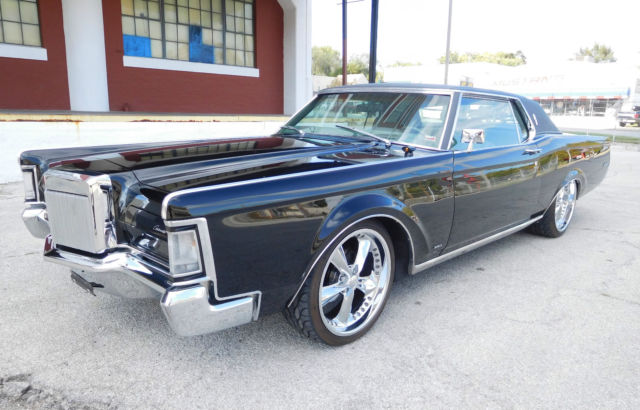 Cars For Sale In Kansas City >> 1969 Lincoln MARK III BEAUTIFUL CUSTOM CONTINENTAL - Classic Lincoln Continental 1969 for sale