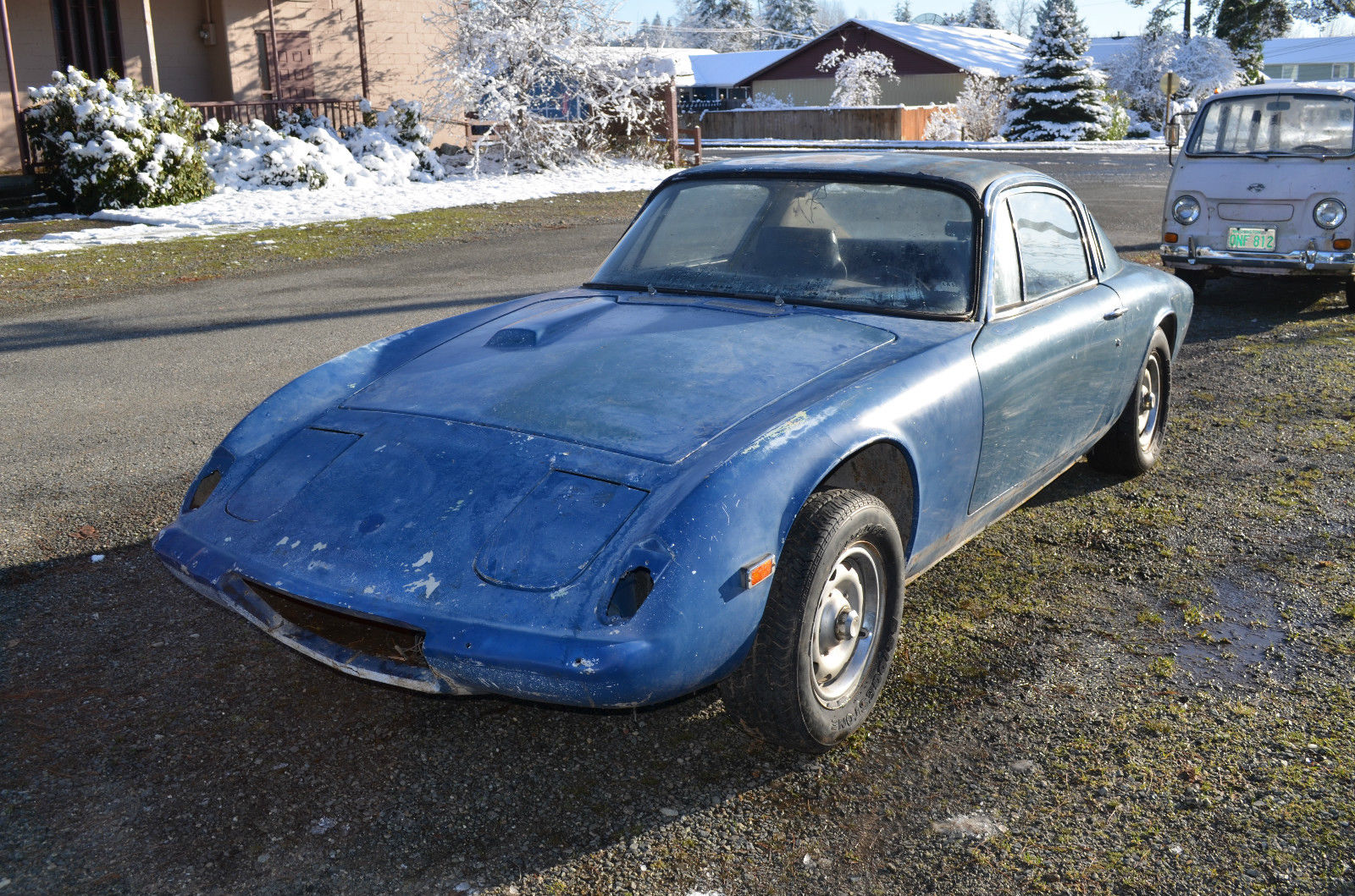 1969 lotus elan 2 classic british sports car coupe project classic lotus other 1969 for sale. Black Bedroom Furniture Sets. Home Design Ideas