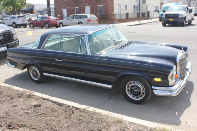 1969 mercedes benz 280 se coupe barn find classic for 1969 mercedes benz 280 se convertible