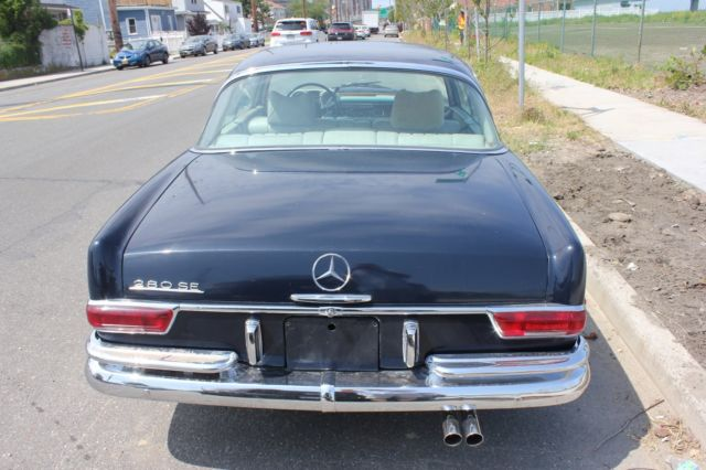 1969 mercedes benz 280 se coupe barn find classic for Find a mercedes benz