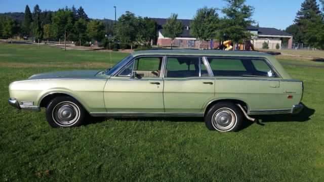 Used Cars Grants Pass >> 1969 Mercury Montego MX Station wagon, Original - Classic ...