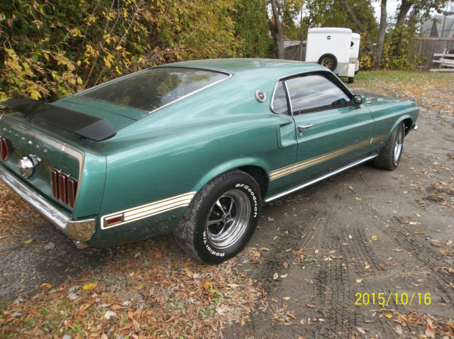 1969 mustang mach 1 428 cobra jet classic ford mustang 1969 for sale. Black Bedroom Furniture Sets. Home Design Ideas