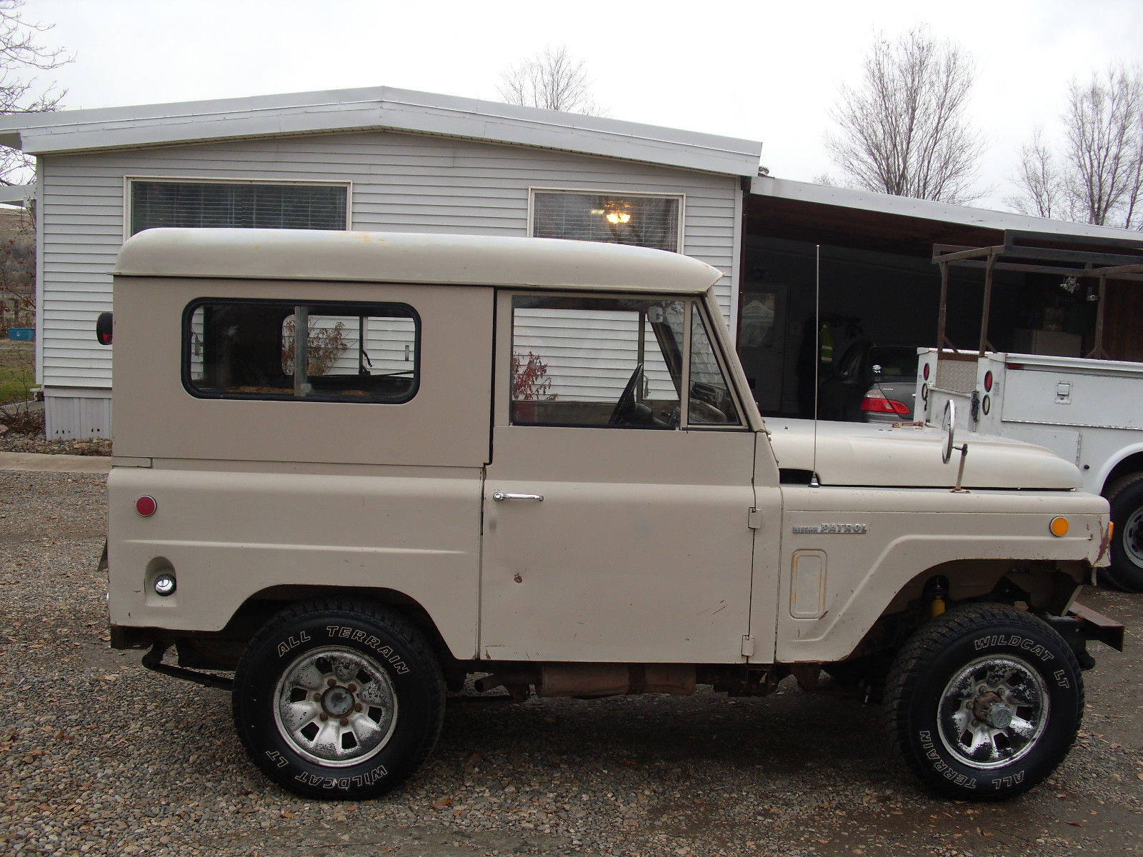 1969 Nissan Patrol Original Condition - Classic Nissan Other