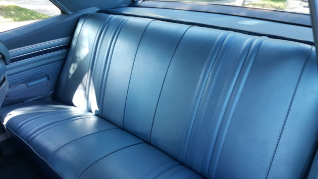 1969 nova ss 396 lemans blue in excellent condition classic chevrolet nova 1969 for sale