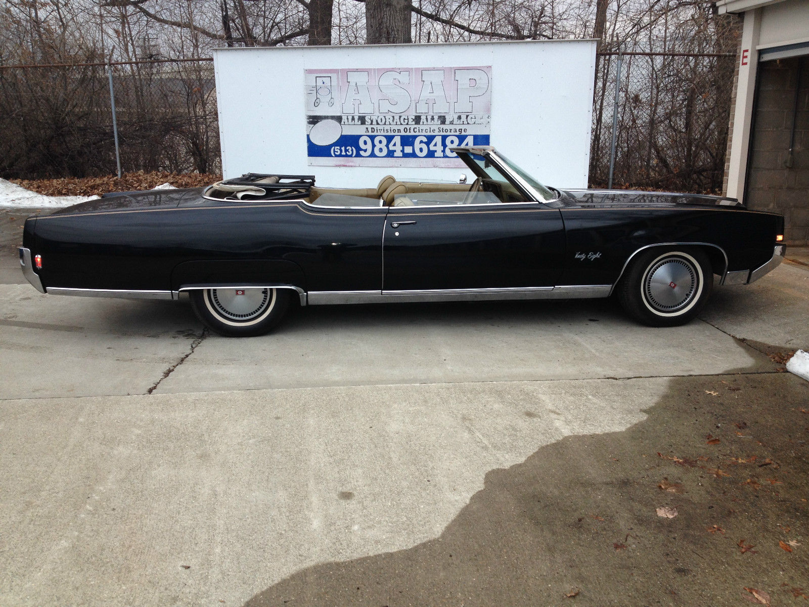 1969 oldsmobile 98 convertible classic oldsmobile ninety. Black Bedroom Furniture Sets. Home Design Ideas