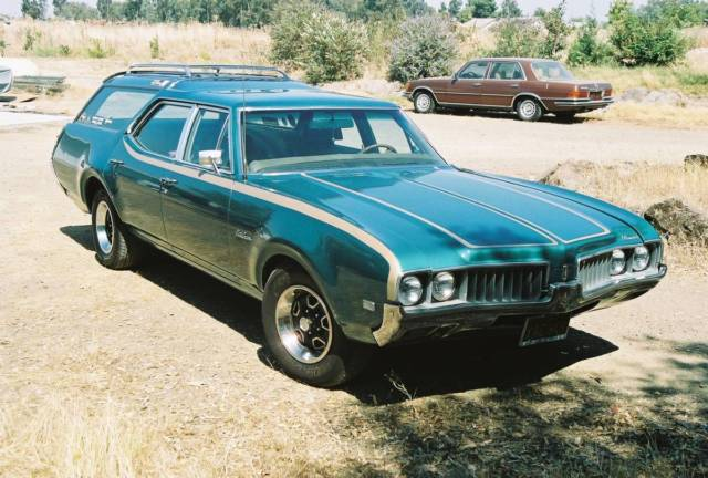 1969 Oldsmobile Vista Cruiser Station Wagon Classic Oldsmobile Other 1969 For Sale
