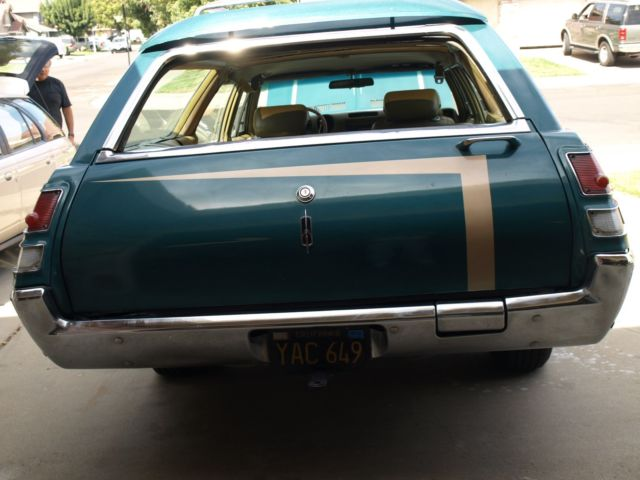 Used Cars For Sale In Charleston Sc >> 1969 Oldsmobile Vista Cruiser Station Wagon - Classic ...