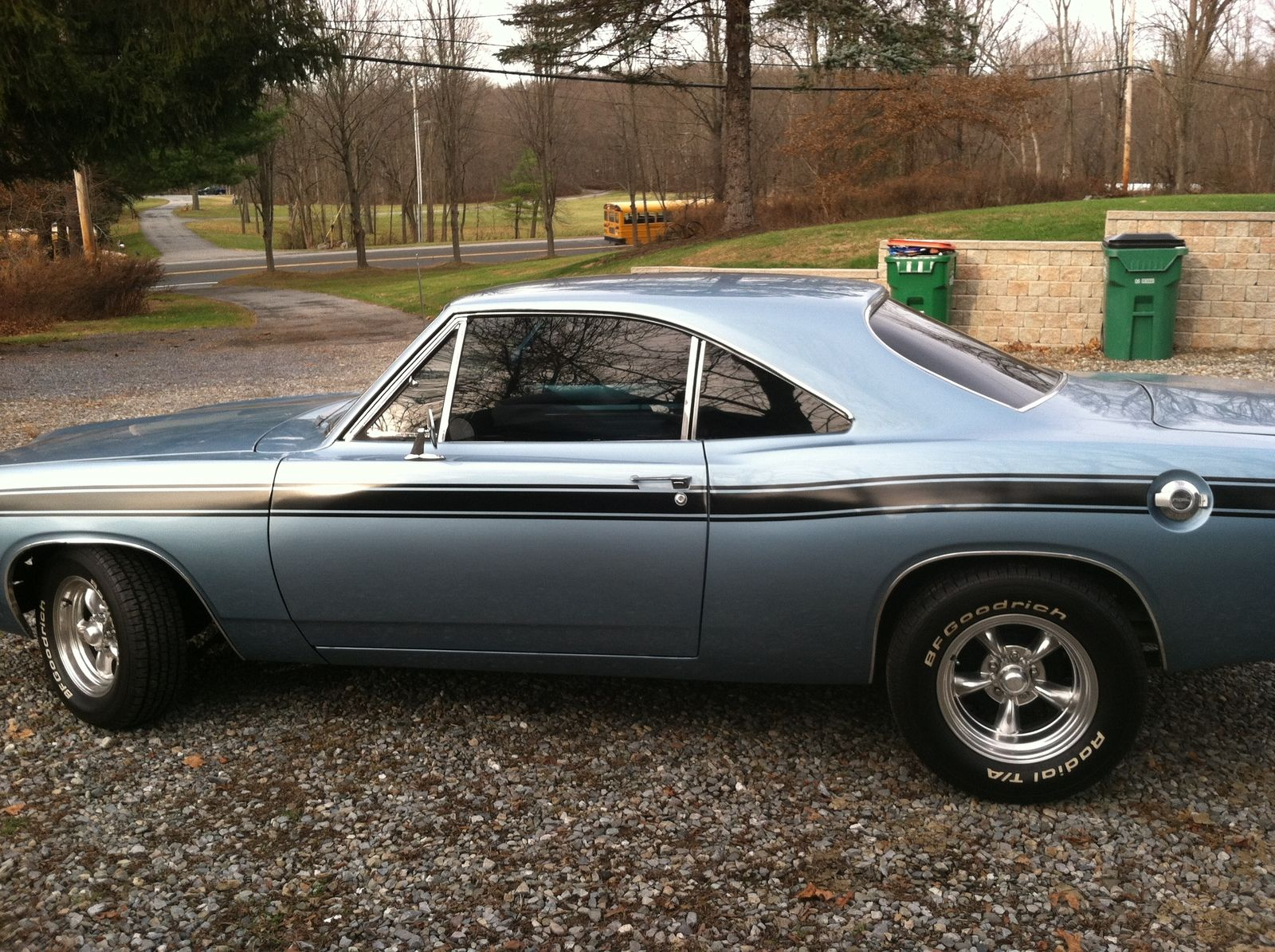1969 Plymouth Barracuda Notchback 5 2l Classic Plymouth Barracuda 1969 For Sale