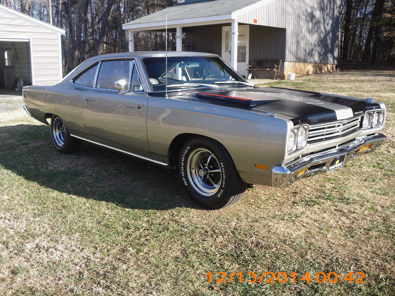 1969 Plymouth Roadrunner 2 Door Coupe Classic Plymouth