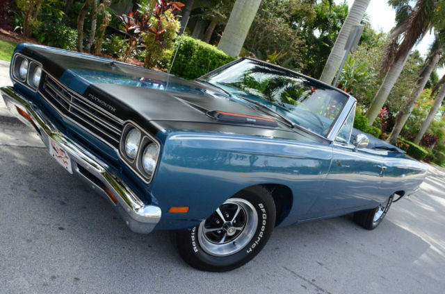 1969 plymouth roadrunner convertible similar to dodge charger superbird 1970 cud classic. Black Bedroom Furniture Sets. Home Design Ideas