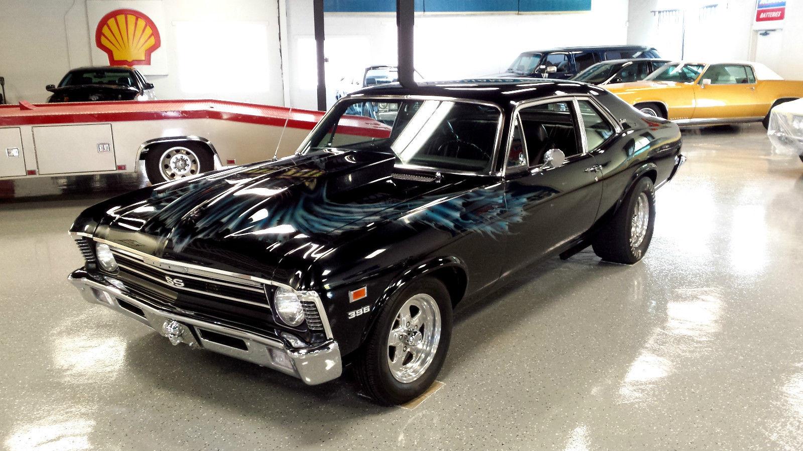1969 Pontiac Acadian Ss Can Version Of Nova Ss 454ci