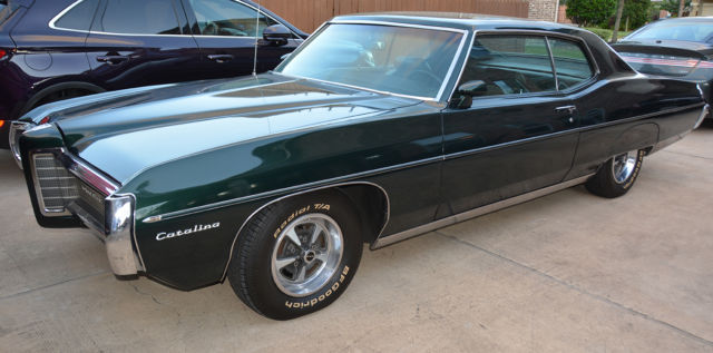 1969 Pontiac Catalina 2 Door Hardtop Clean And Green