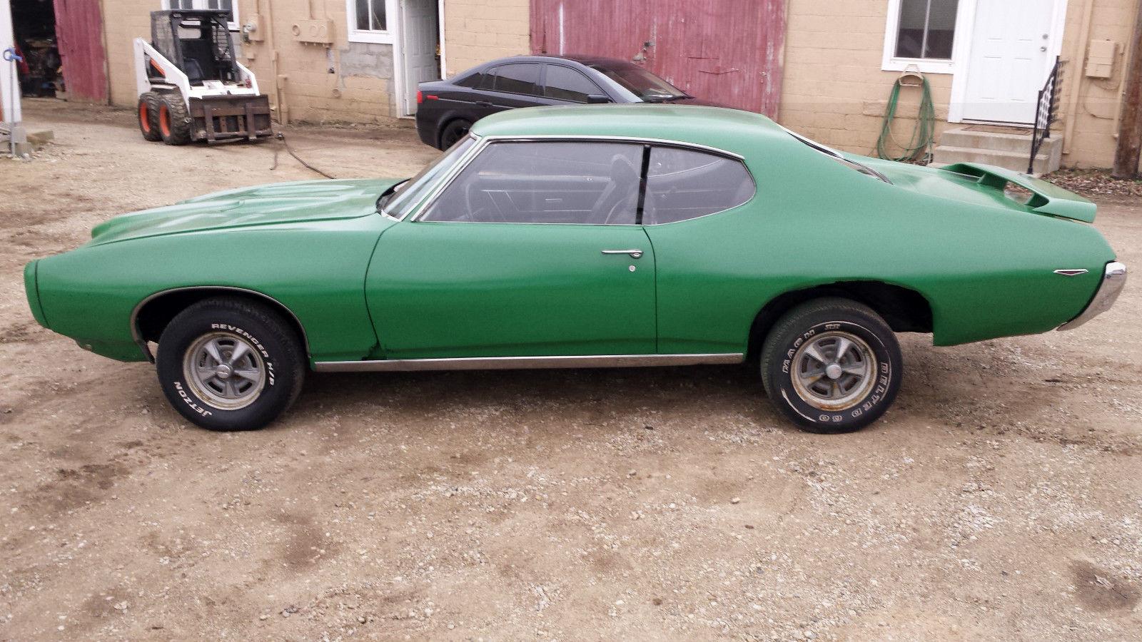 1969 Pontiac Gto Judge Ram Air Iii 4 Speed 390 Posi Hood Tach No Wiring Diagram Reserve Classic For Sale