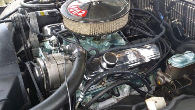 1969 Rare Pontiac Catalina Original 400 Engine Classic