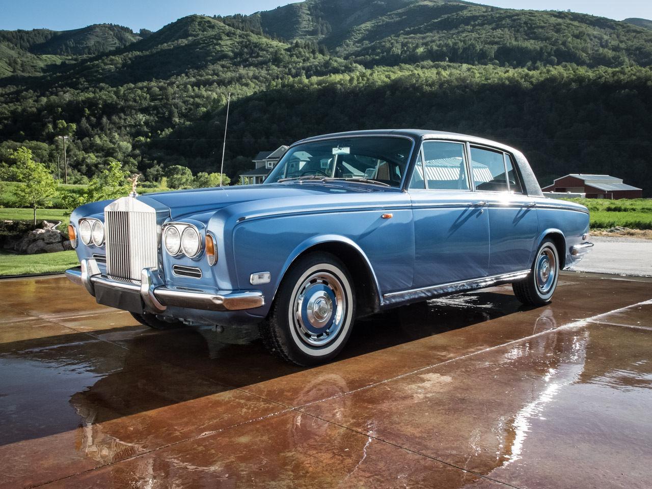 1969 Rolls Royce Silver Shadow Lwb Classic Rolls Royce