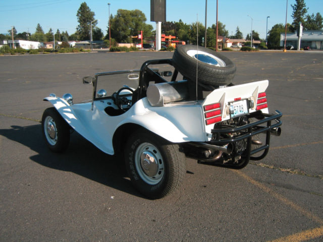 1969 Street Legal Vw Kellison Super T Dune Buggy 1923