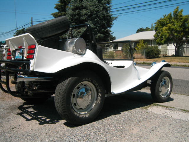 1969 Street Legal VW-Kellison Super-T dune buggy 1923 model