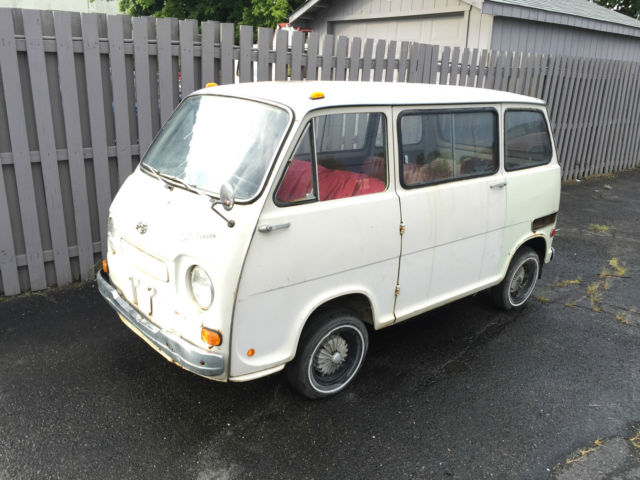 1969 subaru 360 van rare other classic subaru other 1969. Black Bedroom Furniture Sets. Home Design Ideas