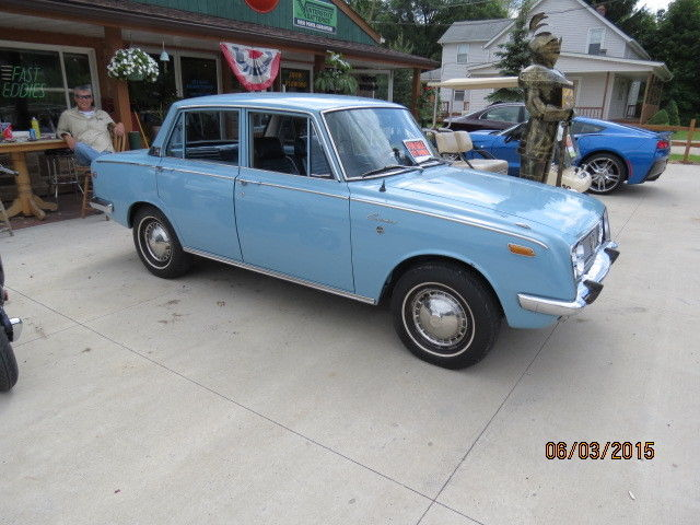 1969 toyota corona factory paint classic toyota other 1969 for sale. Black Bedroom Furniture Sets. Home Design Ideas