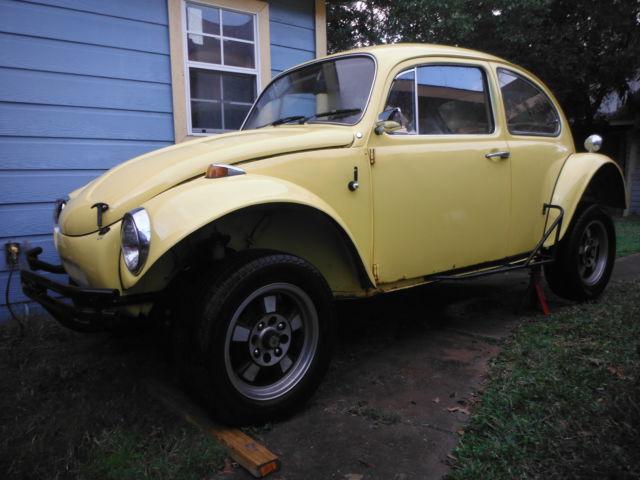 1969 Volkswagen Beetle Baja Bug - Classic Volkswagen Beetle - Classic 1969 for sale