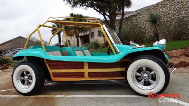 1969 Volkswagen Dune Buggy Woody 4 Seater Custom Classic