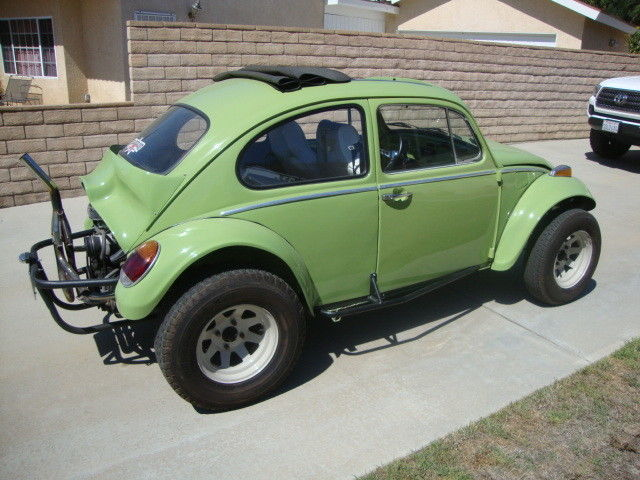 1969 VW Baja Bug Volkswagen Beetle 69 Off Road Ragtop Rag Top Sunroof - Classic Volkswagen ...