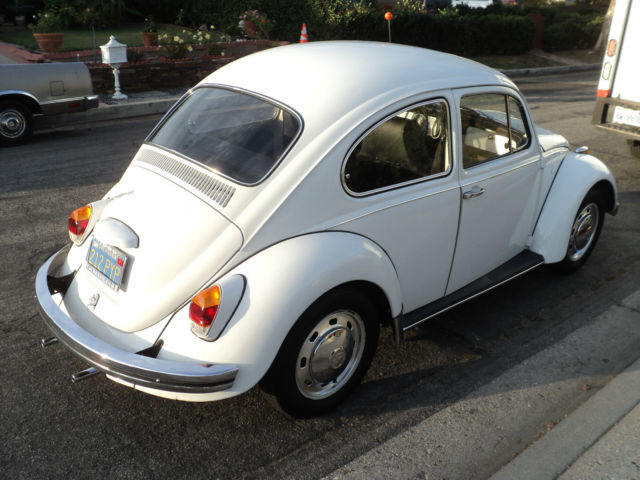 1969 VW Bug Beetle Stock Clean Condition ( Strong Bug ) Rear Pop Out Windows - Classic ...