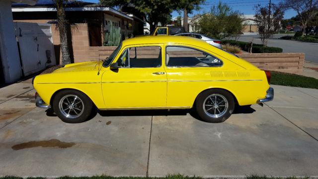 1969 VW Fastback - Classic Volkswagen Type III 1969 for sale
