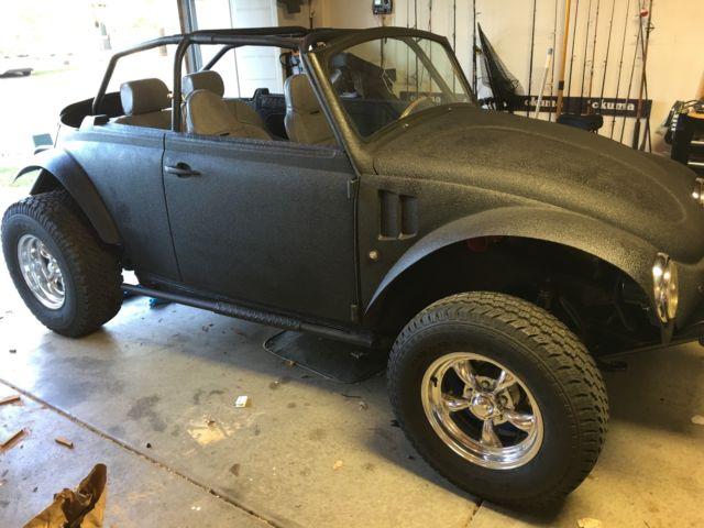 1969 vw volkswagen convertible baja bug beetle type 1 ...