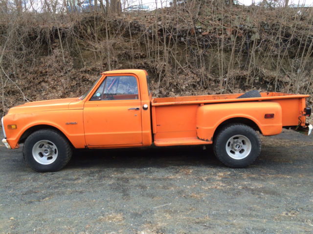 1970 70 chevy c 30 lwb pickup truck step side classic chevrolet other pickups 1970 for sale. Black Bedroom Furniture Sets. Home Design Ideas