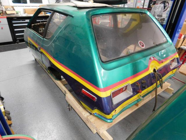 1970 Amc Gremlin Rare Vintage Prostock Drag Car Acid
