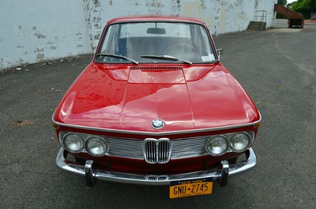 1970 bmw 2000 neue klasse 4 door sedan in grenada red classic bmw 2002 1970 for sale. Black Bedroom Furniture Sets. Home Design Ideas