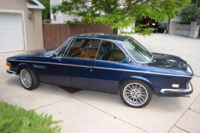 1970 bmw 2800cs 2800 cs coupe sunroof good restoration or