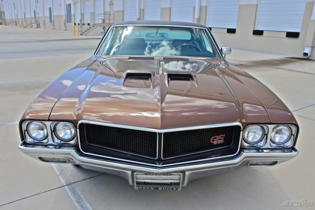 1970 Buick Grand Sport 455 Stage 1 CLONE Automatic 455 V8