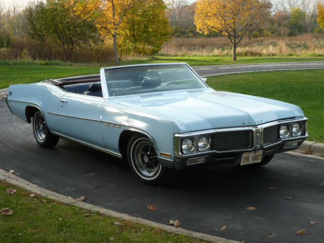 1970 buick lesabre convertible classic buick other 1970 for sale. Black Bedroom Furniture Sets. Home Design Ideas