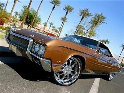 1970 BUICK RIVIERA GS STAGE 1 455 SF CODE REAL GS MATCHING ...