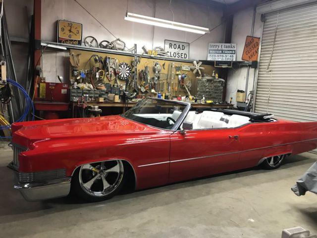Cars For Sale In Fresno Ca >> 1970 Cadillac Show Car Hot Rod street Rod Custom Bagged ...