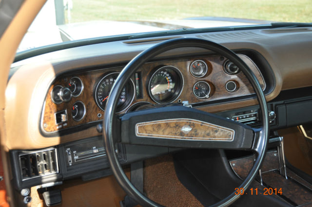 camaro 1970 interior z28 saddle classic chevrolet auto deluxe copper fm am coupe trim amfm
