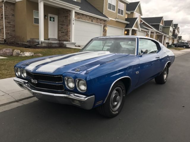 1970 Chevelle Matching Numbers 350 SS Clone 1969 1971 1972 454 Small