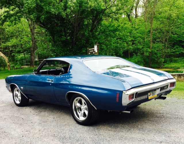 Listing All Cars >> 1970 Chevelle SS 454 Resto-Mod Tribute (Titled 1972 ...