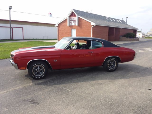 1970 Chevelle SS, full numbers matching, concours ...