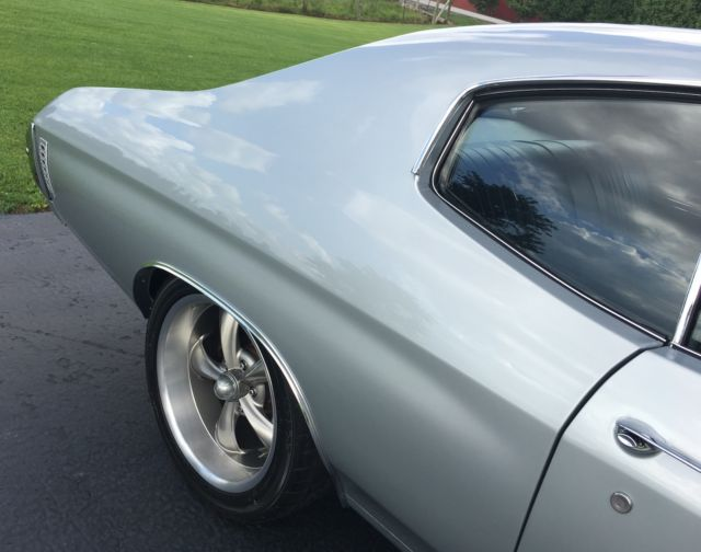 1970 Chevelle SS LS1! Cortez Silver/ Black Stripes! Awesome paint! Great driver! - Classic ...