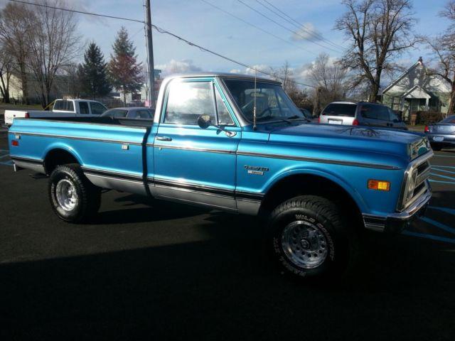 Spokane Used Cars Purchase Used 74 Pontiac Trans Am Sd 455