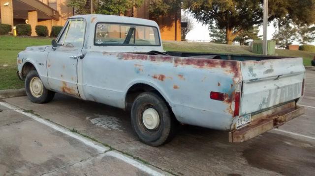1970 chevrolet c10 pickup parts