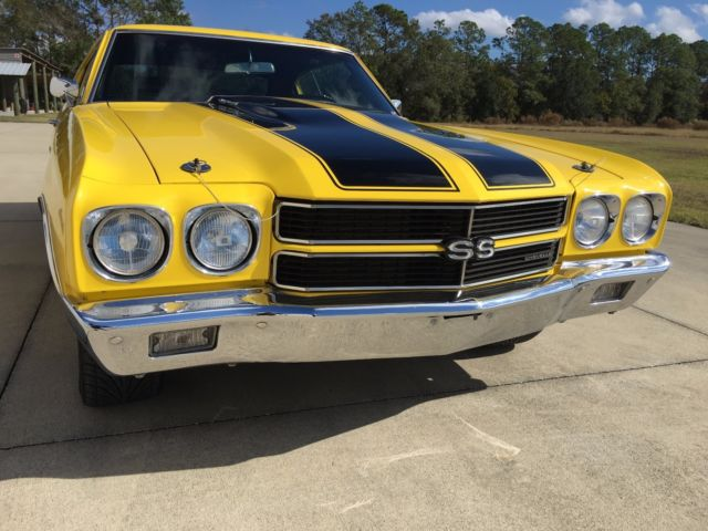 1970 chevrolet chevelle ss 454 restomod classic chevrolet chevelle 1970 for sale. Black Bedroom Furniture Sets. Home Design Ideas