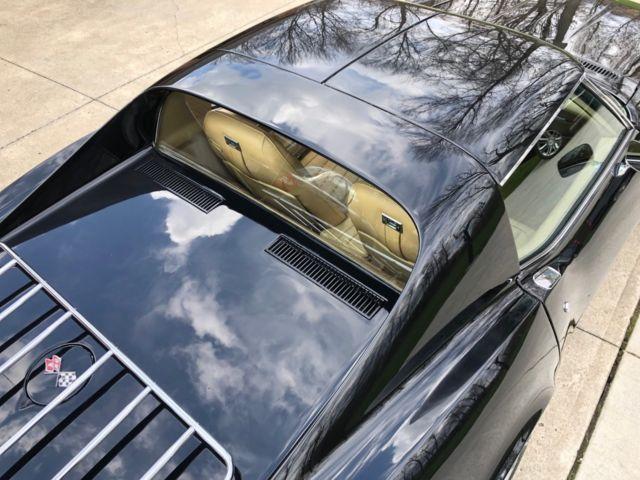1970 chevrolet corvette stingray v8 very nice leather t tops 68 69 71 72 73 classic. Black Bedroom Furniture Sets. Home Design Ideas